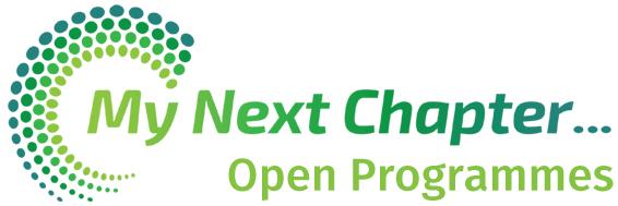 MyNextChapter Open Programmes